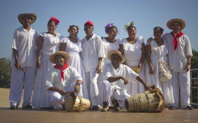Emilsen Pacheco y su bullerengue tradicional de San Juan de Urabá