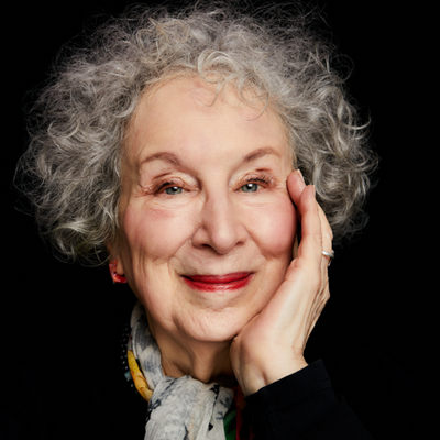 Margaret Atwood (photo by Luis Mora)