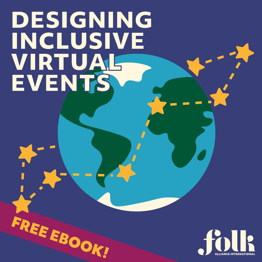 Designing Inclusive Virtual Events — FREE E-book